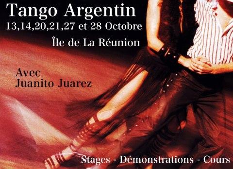Stages de tango argentin