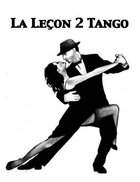 La Leçon 2 Tango