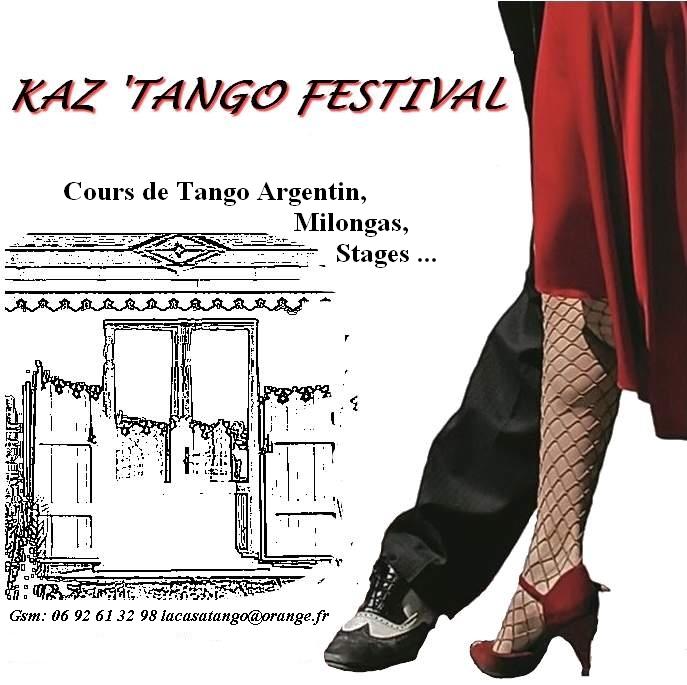KAZ' TANGO FESTIVAL