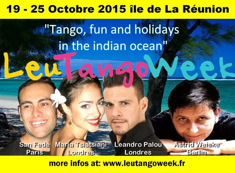 LEU TANGO WEEK