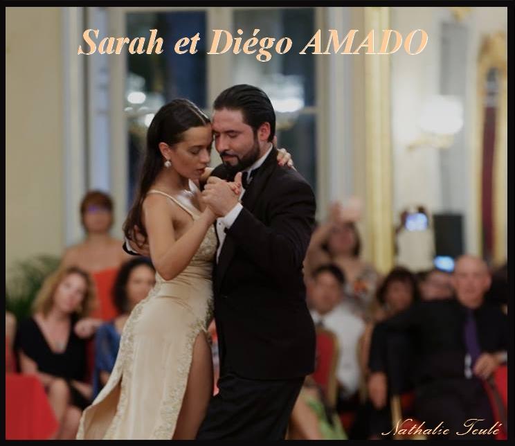 SARAH et DIEGO AMADO
