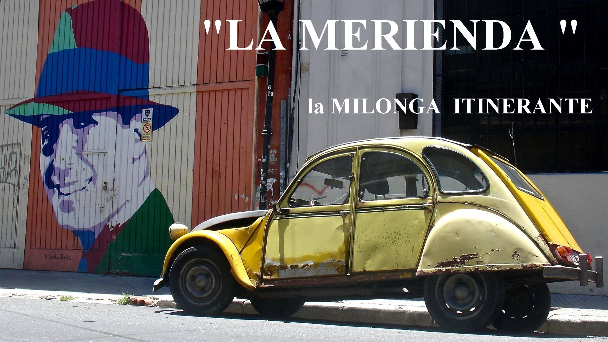 MILONGA «LA MERIENDA»